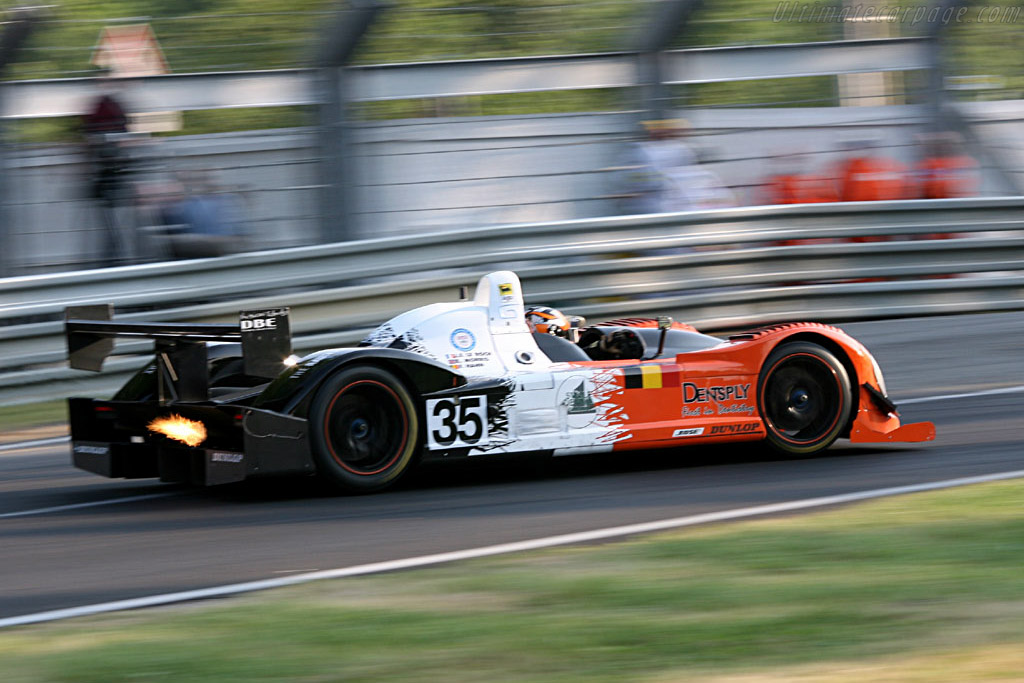 Courage C65 Judd - Chassis: C60-8 - Entrant: Geforce Racing  - 2006 24 Hours of Le Mans