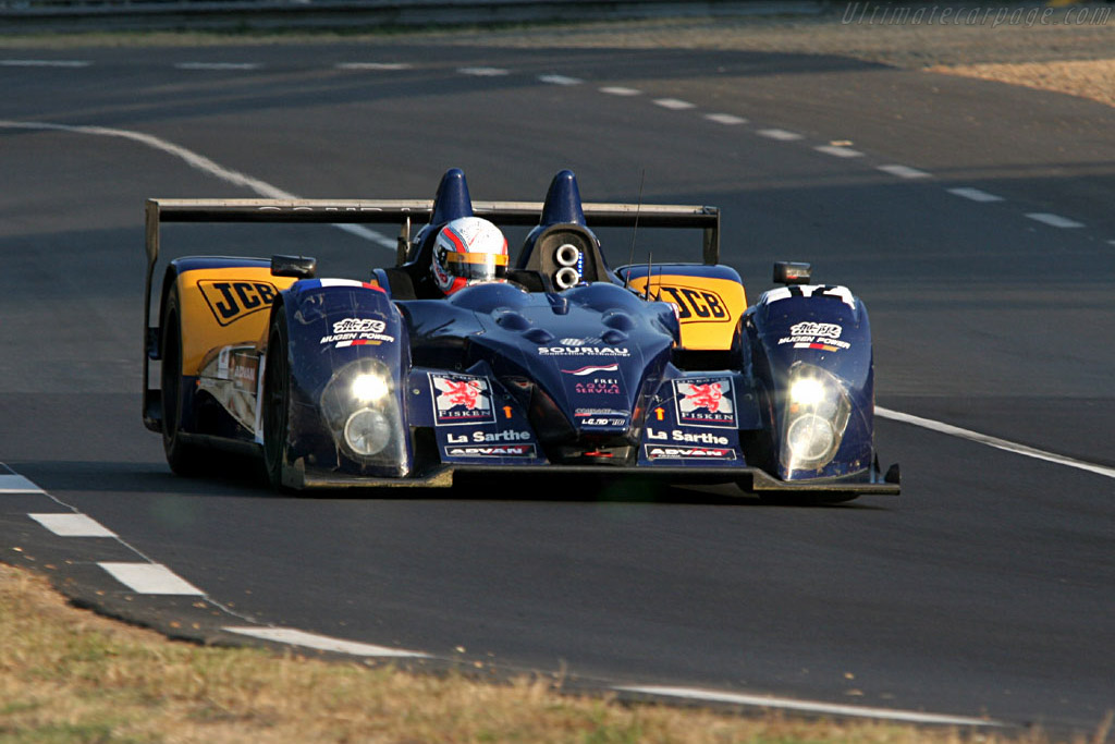 Courage LC70 Mugen - Chassis: LC70-03 - Entrant: Courage Competition  - 2006 24 Hours of Le Mans