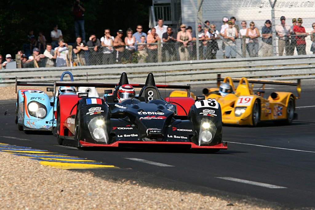 Courage new and old - Chassis: LC70-04 - Entrant: Courage Competition  - 2006 24 Hours of Le Mans
