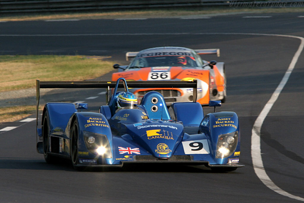 Creation CA06/H - Chassis: CA06/H - 001 - Entrant: Creation Autosportif ltd.  - 2006 24 Hours of Le Mans