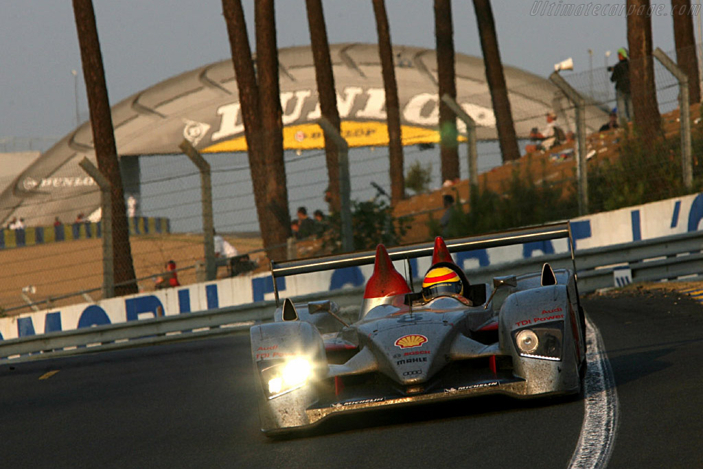 Dirty dog - Chassis: 102 - Entrant: Audi Sport Team Joest  - 2006 24 Hours of Le Mans