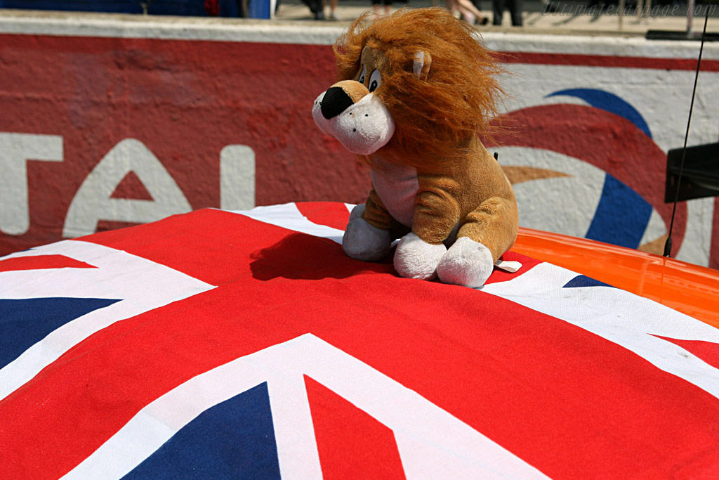 English Lion    - 2006 24 Hours of Le Mans