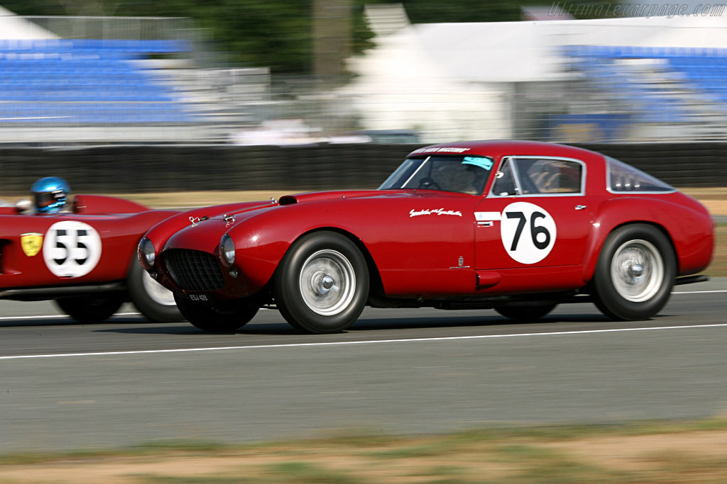 Ferrari 375 MM - Chassis: 0358AM   - 2006 24 Hours of Le Mans