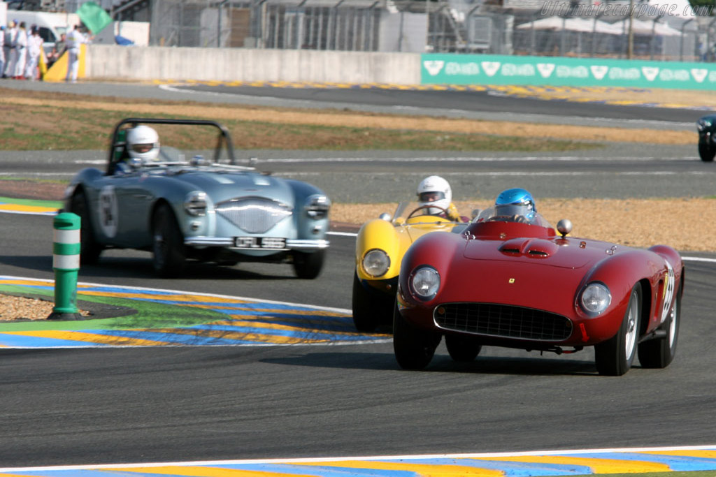 Ferrari 500 TR - Chassis: 0634MDTR   - 2006 24 Hours of Le Mans