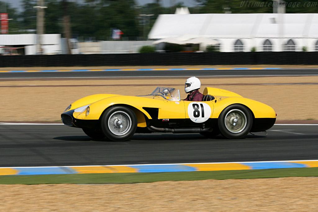 Ferrari 500 TRC - Chassis: 0682MDTR   - 2006 24 Hours of Le Mans