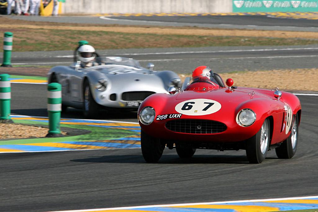 Ferrari 750 Monza - Chassis: 0486M   - 2006 24 Hours of Le Mans
