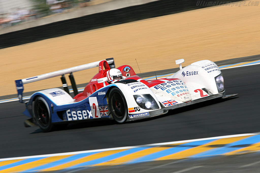 First finish for Zytek after a race full of problems - Chassis: 06S-04 - Entrant: Zytek Engineering  - 2006 24 Hours of Le Mans