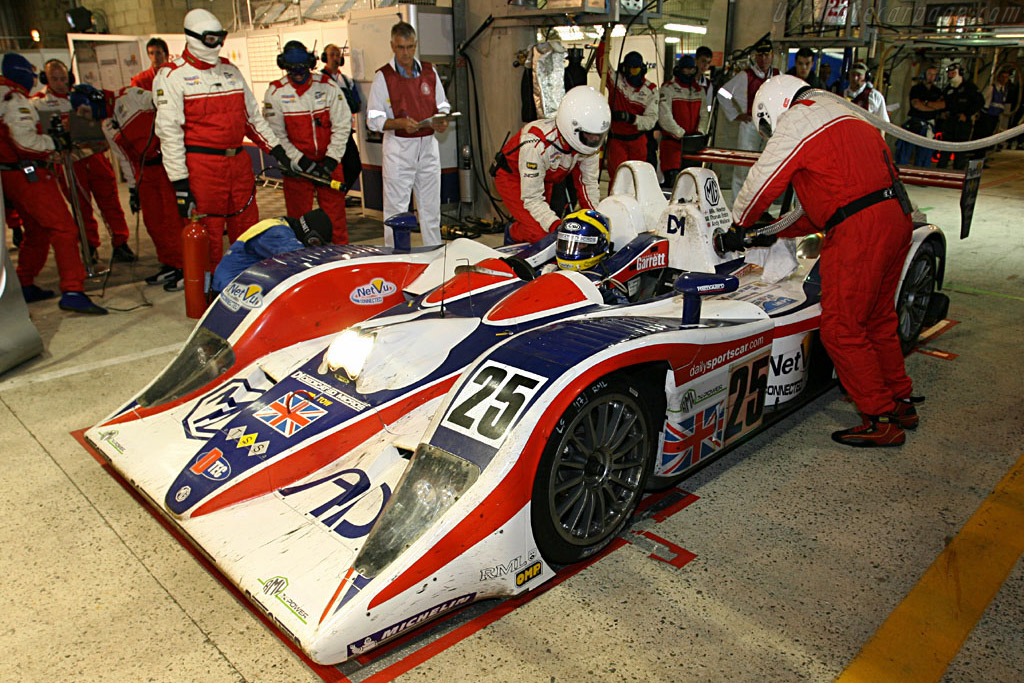 Fuel for thought - Chassis: B0540-HU05 - Entrant: RML  - 2006 24 Hours of Le Mans