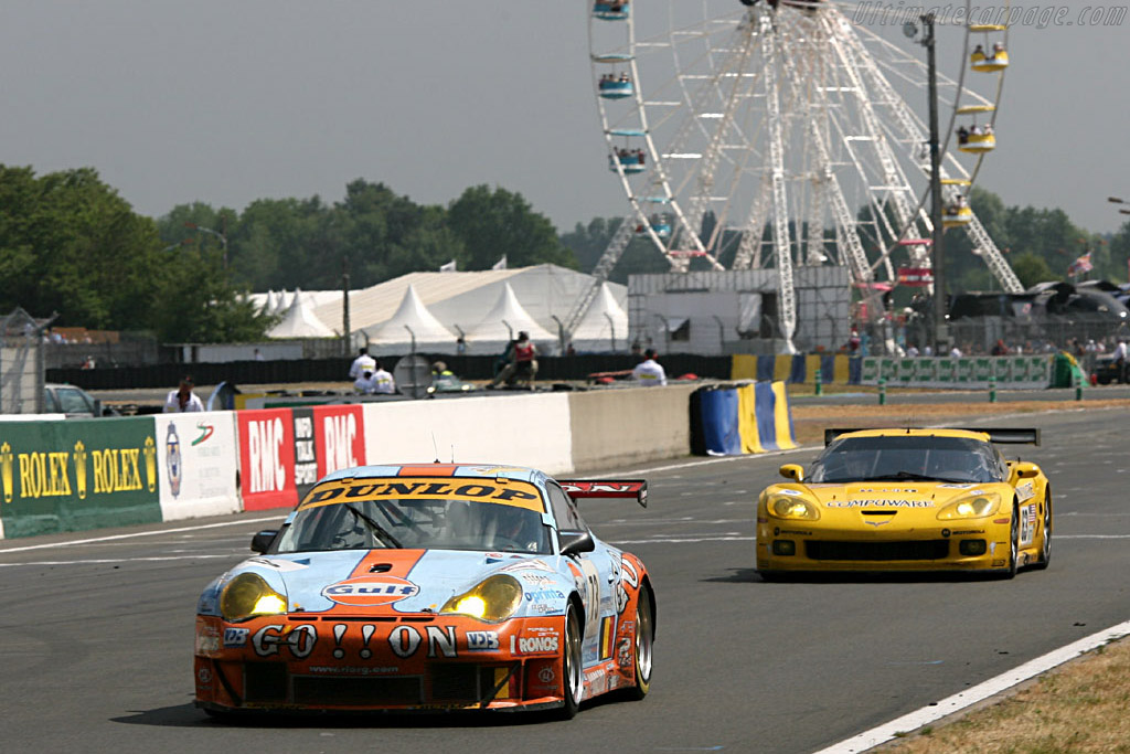 GO!!ON - Chassis: WP0ZZZ99Z5S693069 - Entrant: Gordon Racing Team - 2006 24 Hours of Le Mans