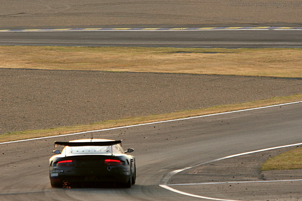 Good morning! - Chassis: DBR9/101 - Entrant: Russian Age Racing  - 2006 24 Hours of Le Mans