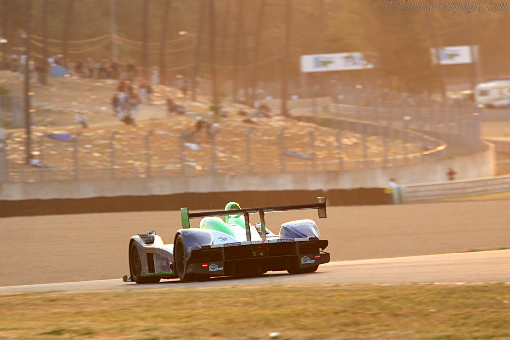 Good morning! - Chassis: 4 - Entrant: Pescarolo Sport  - 2006 24 Hours of Le Mans