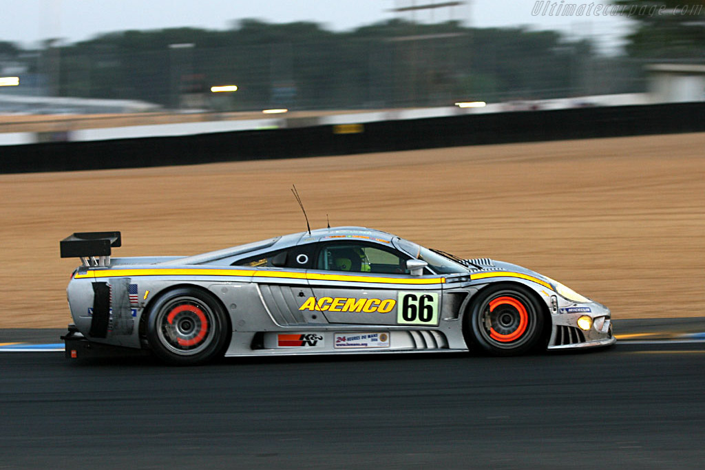 Good morning! - Chassis: 031R - Entrant: ACEMCO Motorsports  - 2006 24 Hours of Le Mans