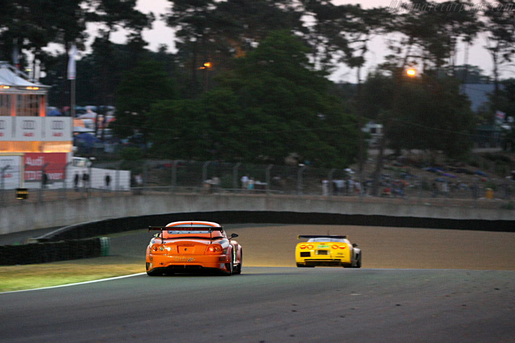 Good morning! - Chassis: EGTLM 006 - Entrant: Team LNT  - 2006 24 Hours of Le Mans