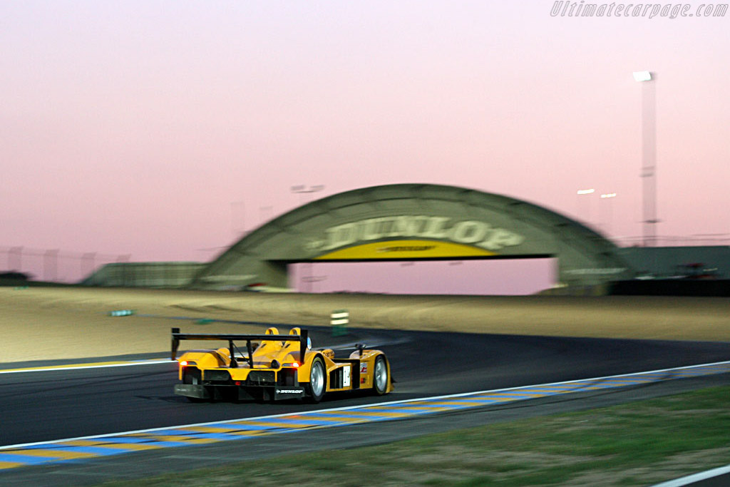 Good morning! - Chassis: B0610-HU07 - Entrant: Chamberlain Synergy Motorsport  - 2006 24 Hours of Le Mans