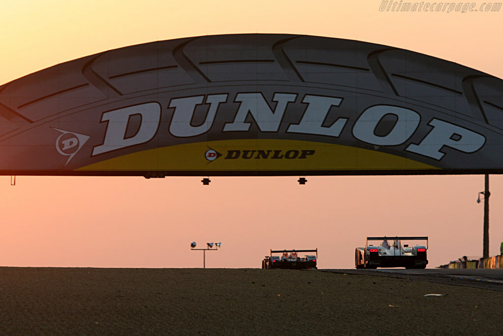 Good morning! - Chassis: 102 - Entrant: Audi Sport Team Joest  - 2006 24 Hours of Le Mans