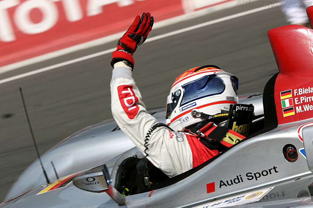 High five - Chassis: 102 - Entrant: Audi Sport Team Joest  - 2006 24 Hours of Le Mans