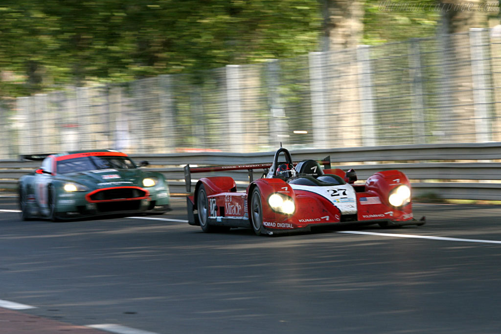 Hunter and prey - Chassis: C60-9 - Entrant: Miracle Motorsports  - 2006 24 Hours of Le Mans