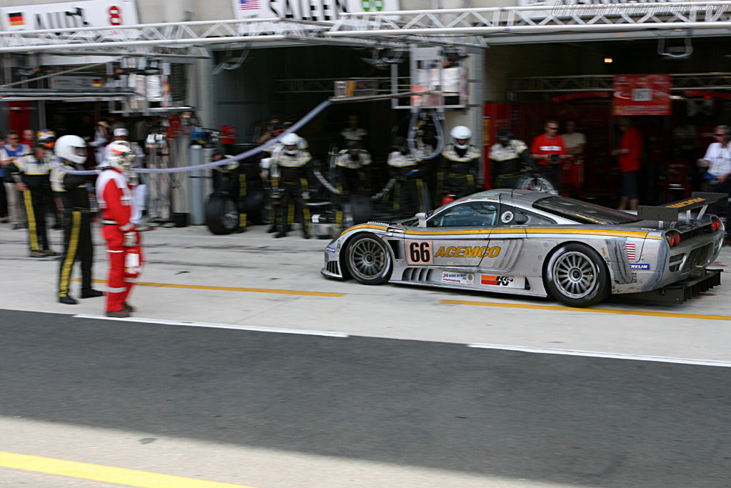 In she comes - Chassis: 031R - Entrant: ACEMCO Motorsports  - 2006 24 Hours of Le Mans