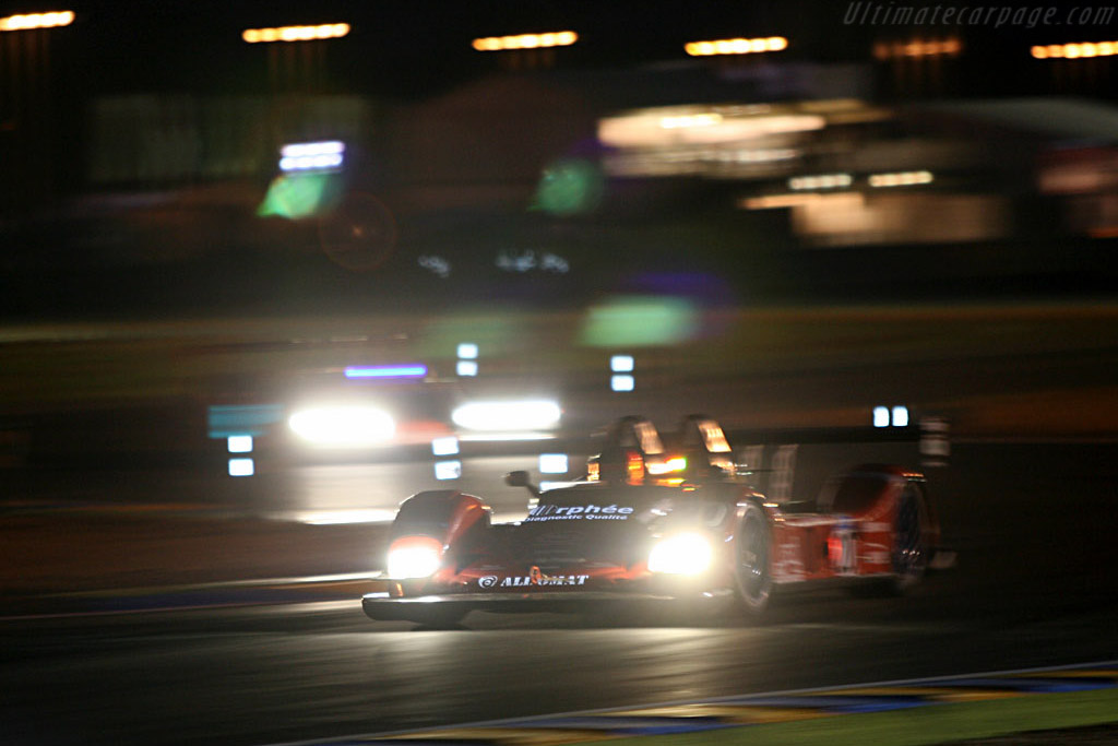 Into the night - Chassis: 01 PB - Entrant: Bruneau Pierre  - 2006 24 Hours of Le Mans