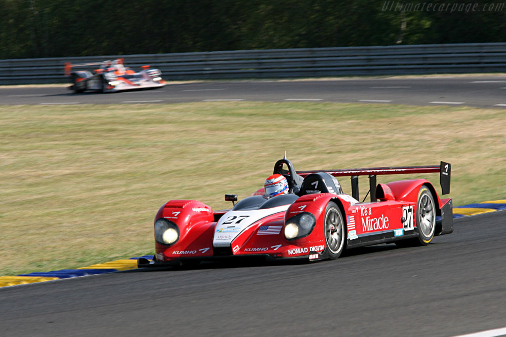 Is it a miracle? - Chassis: C60-9 - Entrant: Miracle Motorsports  - 2006 24 Hours of Le Mans