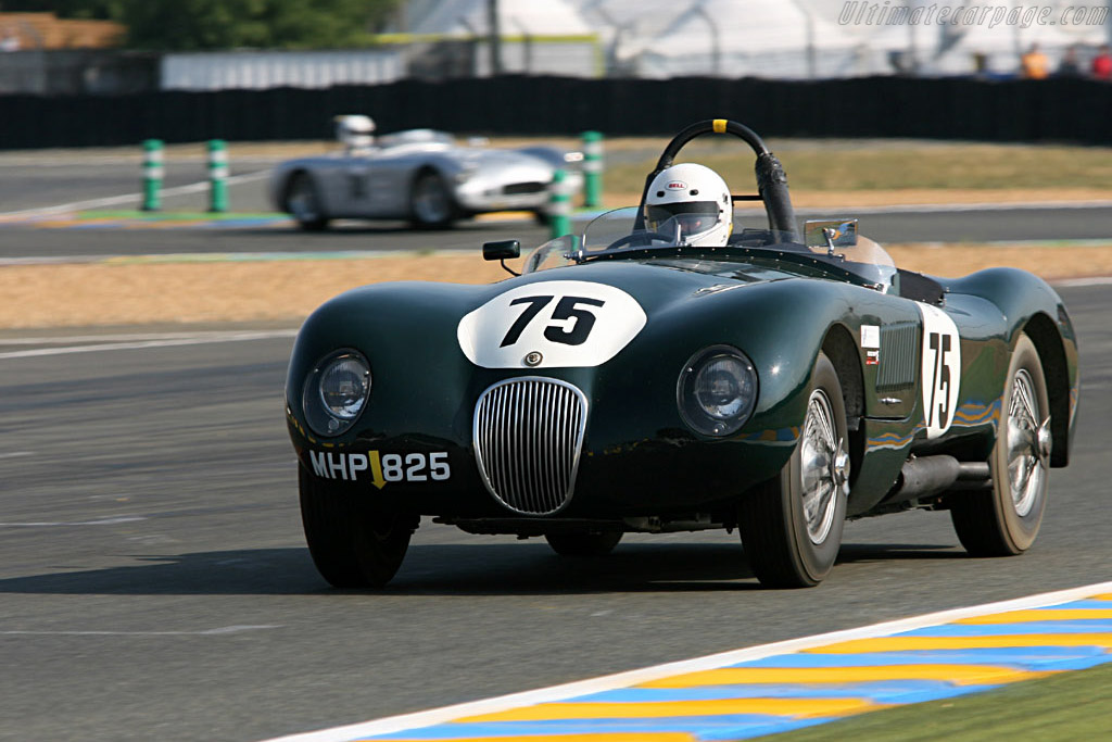Jaguar C-Type - Chassis: XKC 008   - 2006 24 Hours of Le Mans