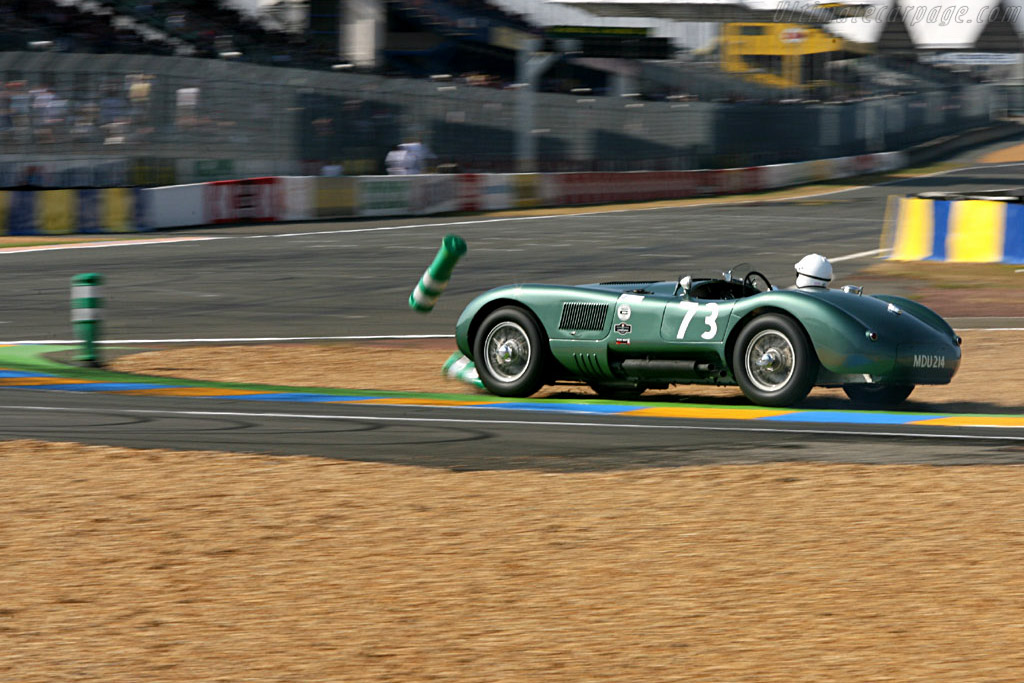 Jaguar C-Type - Chassis: XKC 004   - 2006 24 Hours of Le Mans