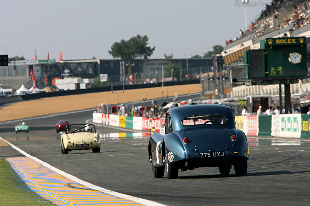 Jaguar XK140    - 2006 24 Hours of Le Mans