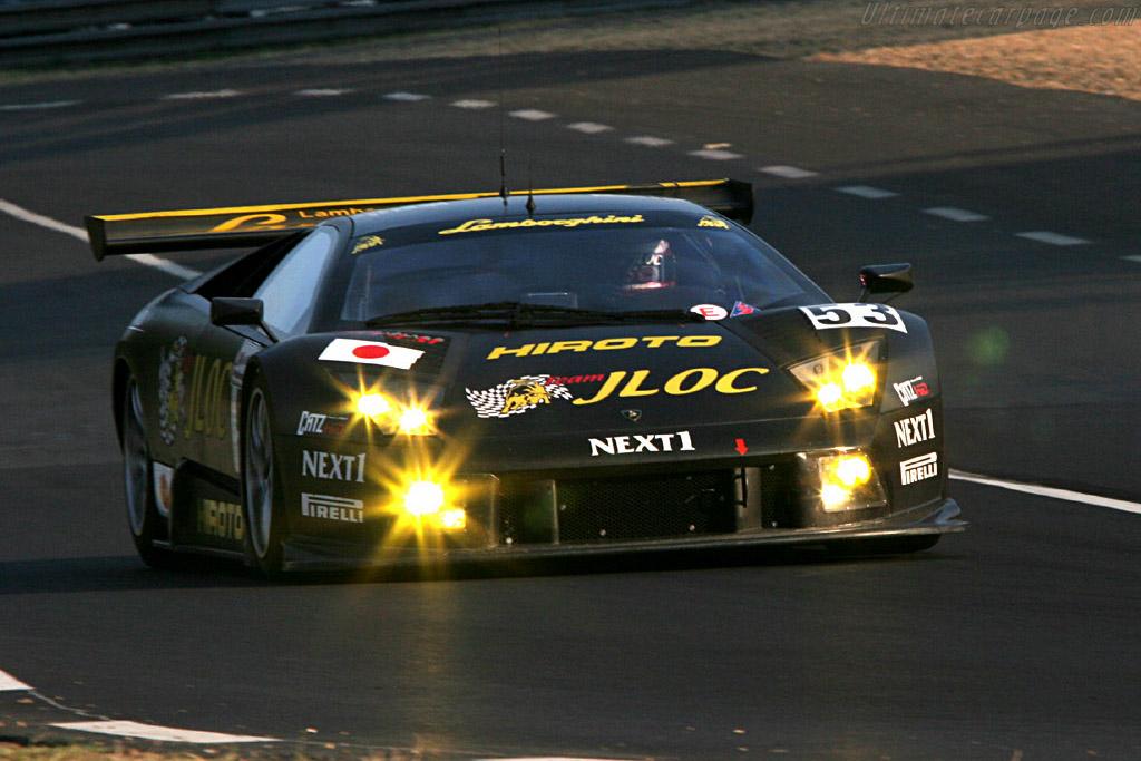 Lamborghini Murcielago R-GT - Chassis: LA01063 - Entrant: JLOC Isao Noritake  - 2006 24 Hours of Le Mans