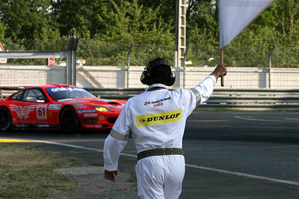 Le Mans' unsung heroes    - 2006 24 Hours of Le Mans