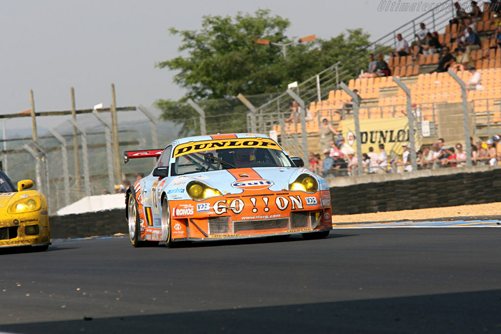 Legendary colours - Chassis: WP0ZZZ99Z5S693069 - Entrant: Gordon Racing Team  - 2006 24 Hours of Le Mans