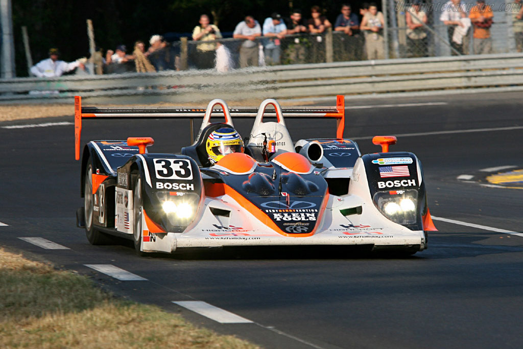 Lola B05/40 AER - Chassis: B0540-HU04 - Entrant: Intersport Racing  - 2006 24 Hours of Le Mans