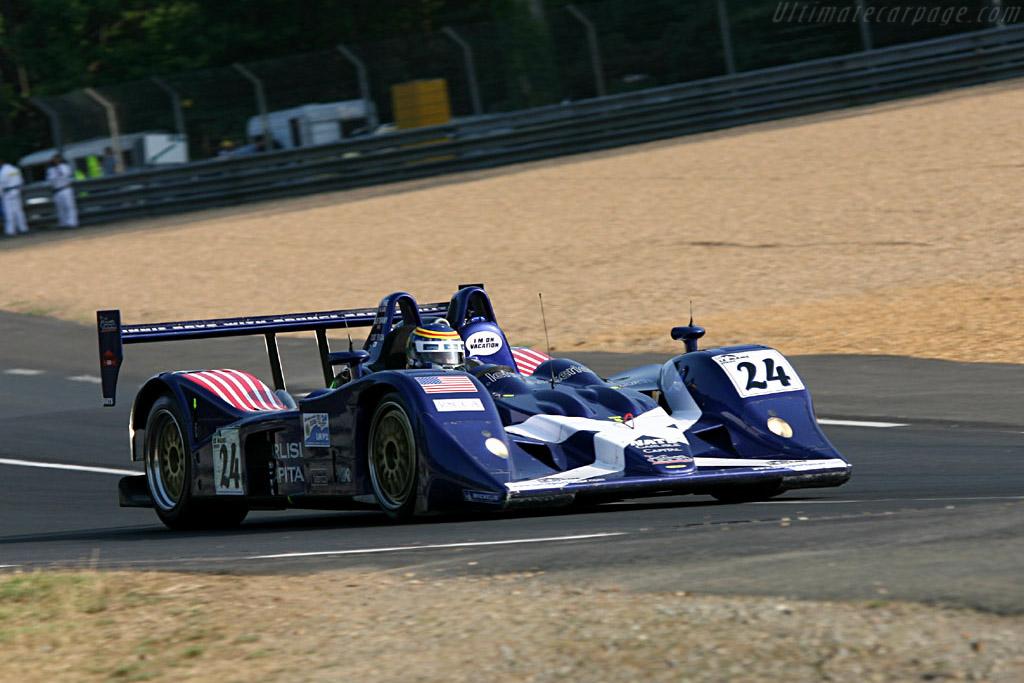 Lola B05/40 Zytek - Chassis: B0540-HU02 - Entrant: Binnie Motorsports  - 2006 24 Hours of Le Mans