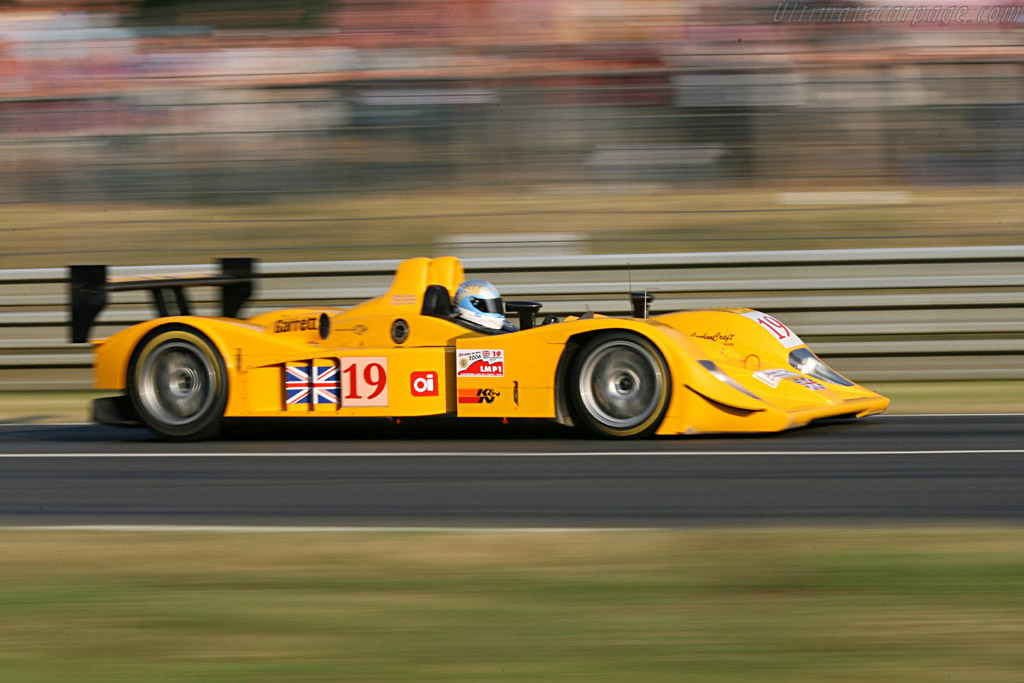 Lola B06/10 AER - Chassis: B0610-HU07 - Entrant: Chamberlain Synergy Motorsport  - 2006 24 Hours of Le Mans
