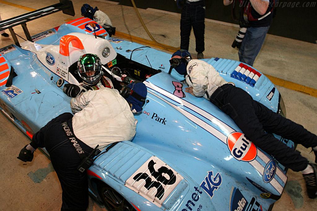 Low five - Chassis: C60-7 - Entrant: Paul Belmondo Racing  - 2006 24 Hours of Le Mans