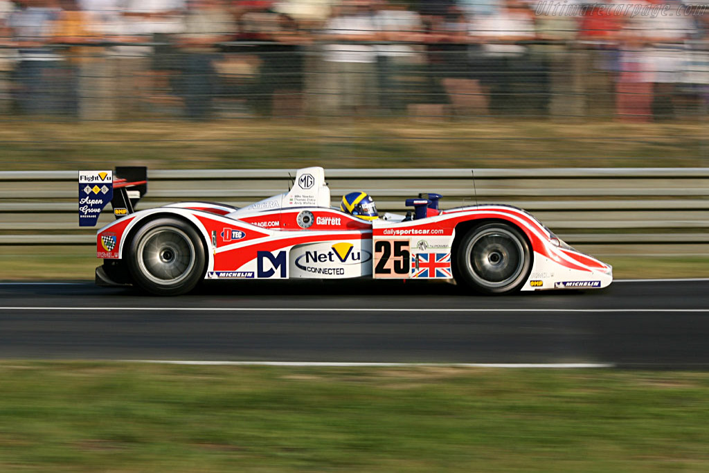 MG Lola EX264 AER - Chassis: B0540-HU05 - Entrant: RML  - 2006 24 Hours of Le Mans