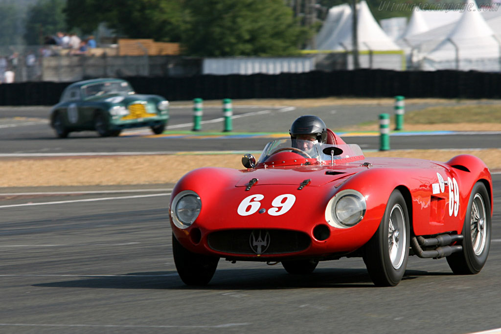 Maserati 200S    - 2006 24 Hours of Le Mans