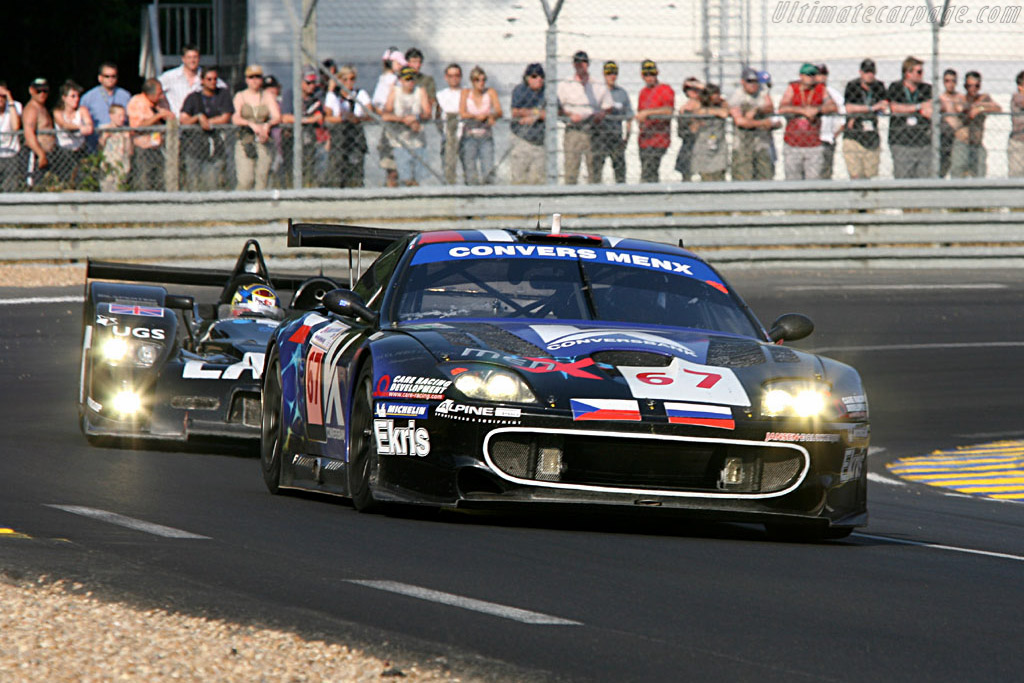 Men in black - Chassis: 108391 - Entrant: Convers Menx Team  - 2006 24 Hours of Le Mans