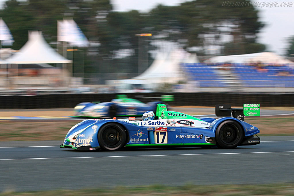 Mirror image - Chassis: 3 - Entrant: Pescarolo Sport  - 2006 24 Hours of Le Mans