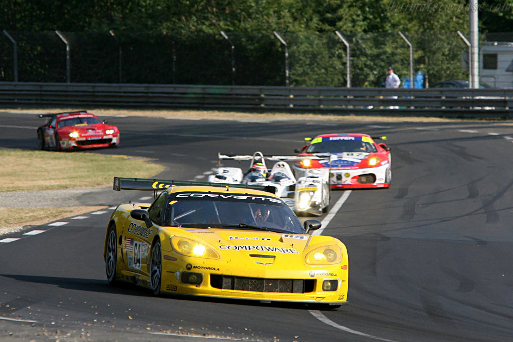 More Indianapolis - Chassis: 004 - Entrant: Corvette Racing  - 2006 24 Hours of Le Mans