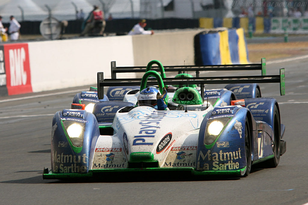 One more lap - Chassis: 3 - Entrant: Pescarolo Sport  - 2006 24 Hours of Le Mans