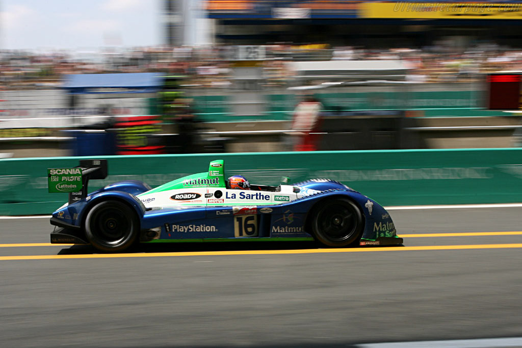 One more stint for 'Quick' Nic - Chassis: 4 - Entrant: Pescarolo Sport  - 2006 24 Hours of Le Mans