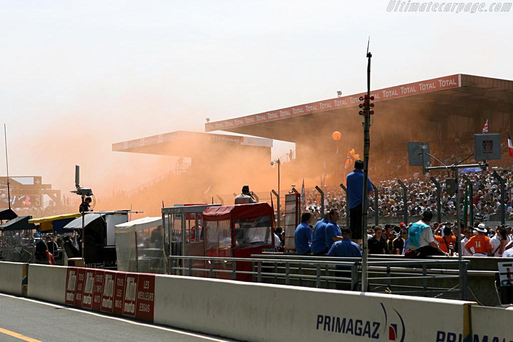 Orange Haze    - 2006 24 Hours of Le Mans