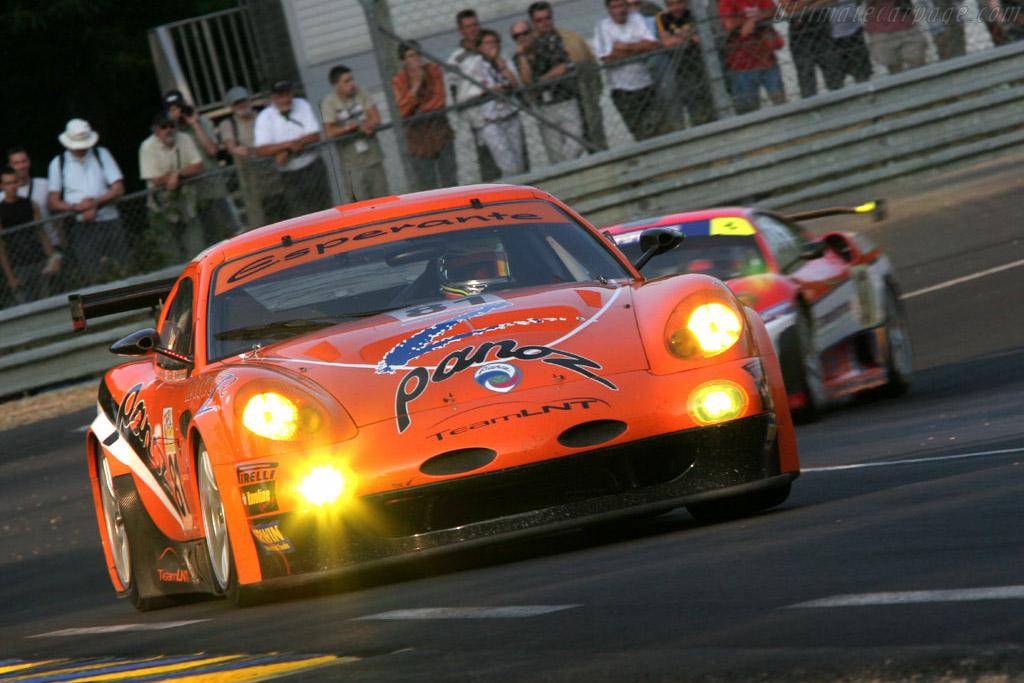 Panoz Esperante GT-LM - Chassis: EGTLM 006 - Entrant: Team LNT  - 2006 24 Hours of Le Mans