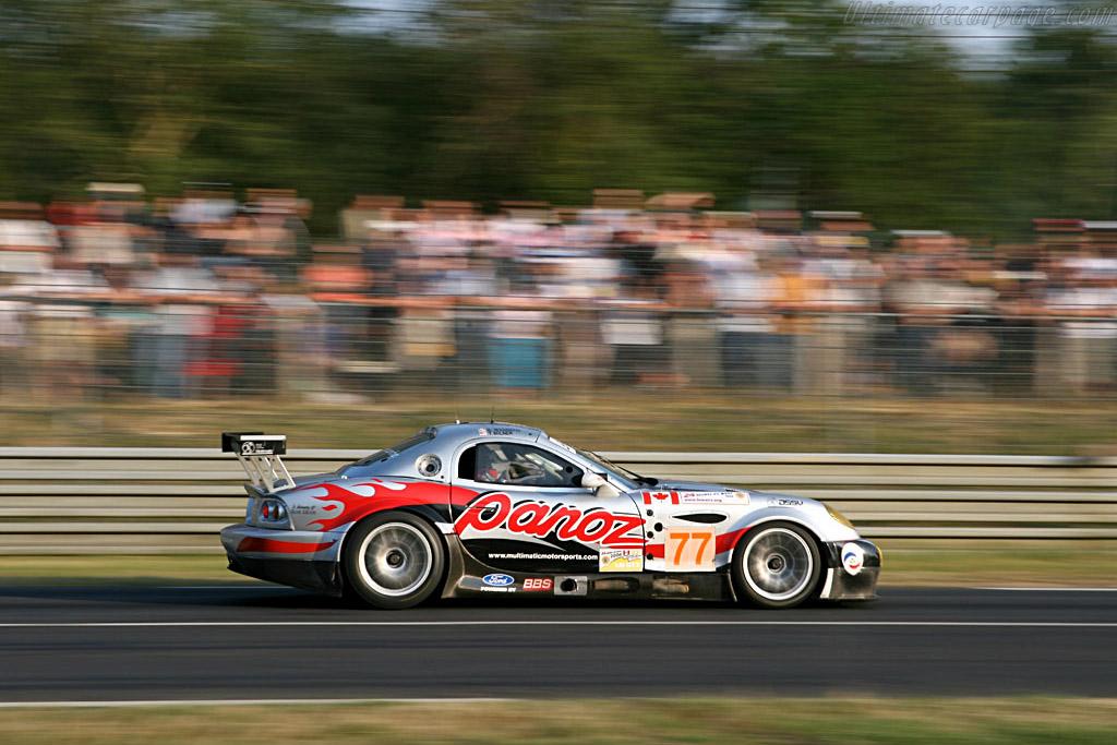 Panoz Esperante GT-LM - Chassis: EGTLM 003b - Entrant: Multimatic Motorsports - Team Panoz  - 2006 24 Hours of Le Mans