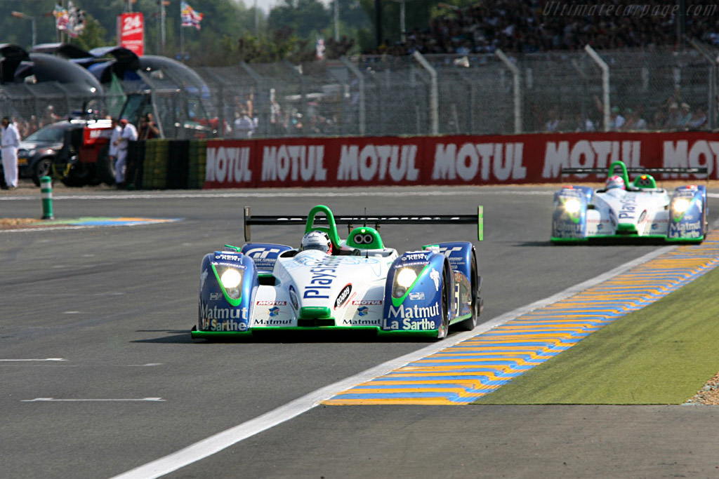 Pescarolo 3 and 4 - Chassis: 4 - Entrant: Pescarolo Sport  - 2006 24 Hours of Le Mans