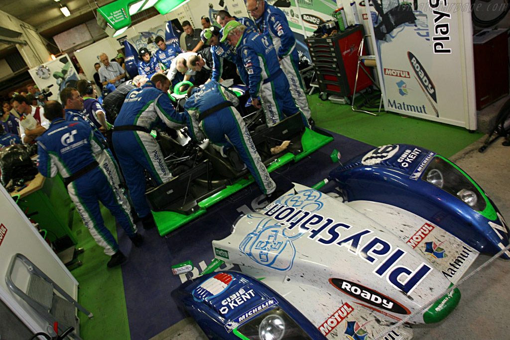 Pescy Problems - Chassis: 4 - Entrant: Pescarolo Sport  - 2006 24 Hours of Le Mans