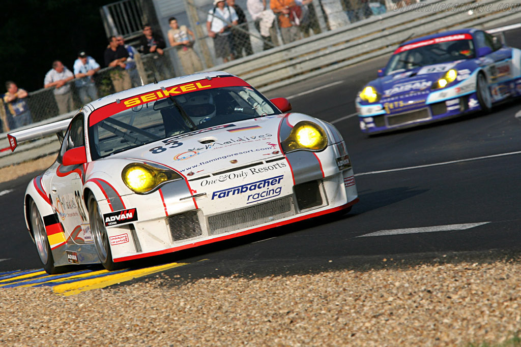 Porsche 996 GT3 RSR - Chassis: WP0ZZZ99Z5S693067 - Entrant: Seikel Motorsports  - 2006 24 Hours of Le Mans