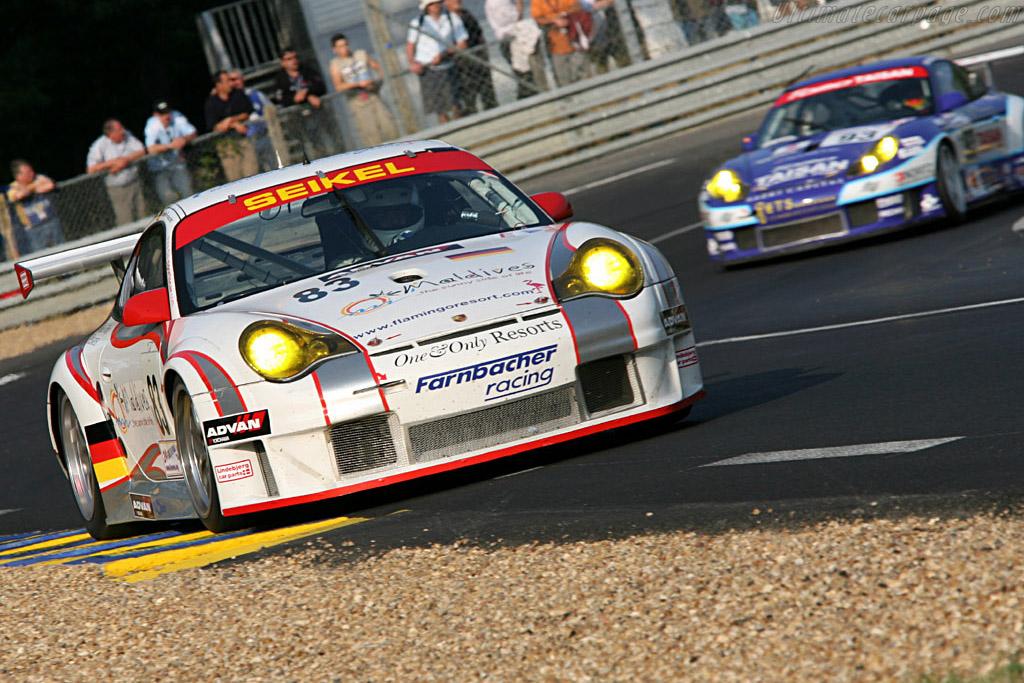 Porsche 996 GT3 RSR - Chassis: WP0ZZZ99Z5S693067 - Entrant: Seikel Motorsports  - 2006 24 Hours of Le Mans