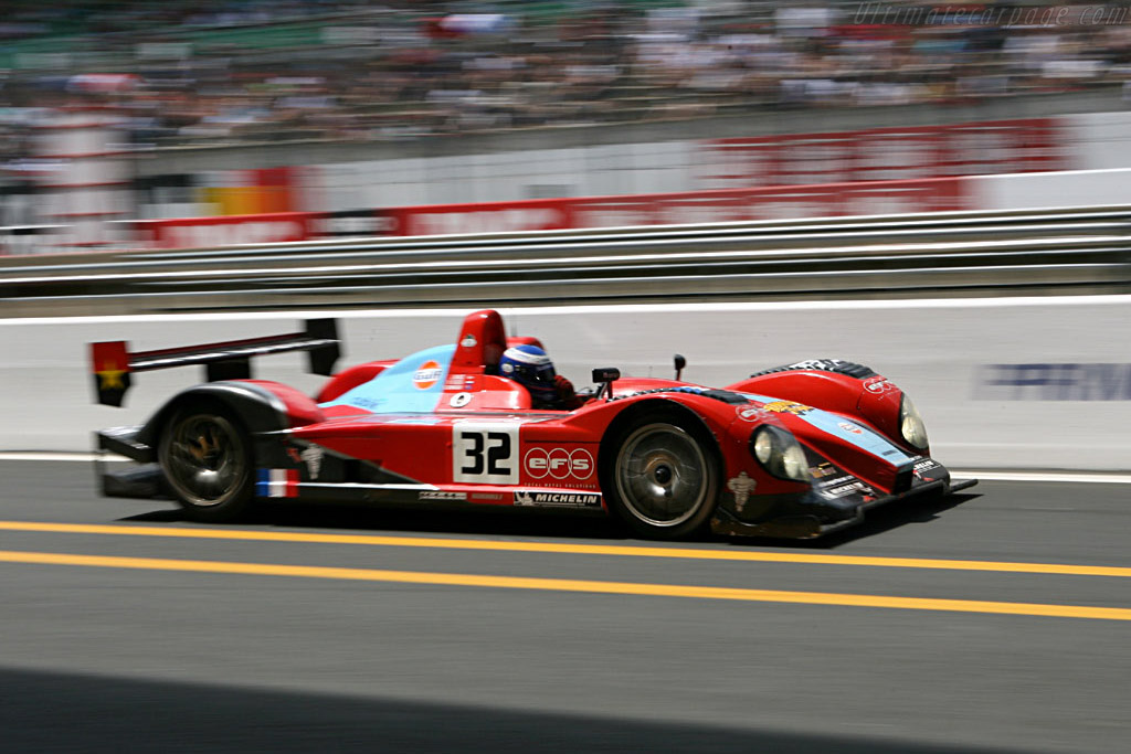 Racing for Angola - Chassis: C60-12 - Entrant: Barazi Epsilon  - 2006 24 Hours of Le Mans