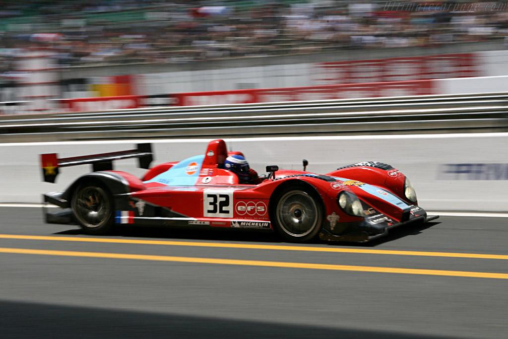 Racing for Angola - Chassis: C60-12 - Entrant: Barazi Epsilon  - 2006 24 Hours of Le Mans